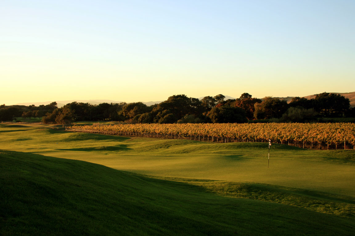 Courses Around the World: Northern California